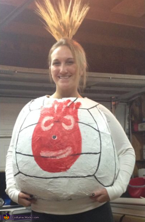 Wilson From Cast Away Costume Diy Costumes Under 45