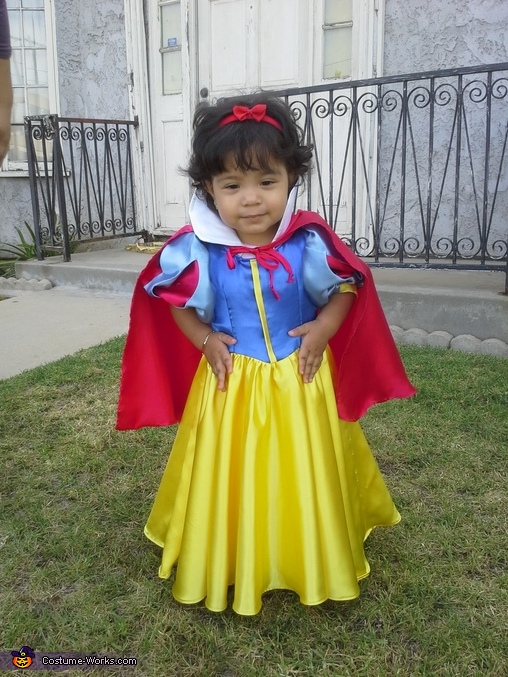 Snow White, Wimpy Kid & Lego Ninjago Costume