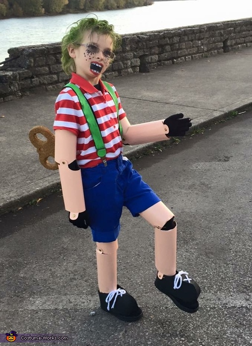 Wind up Rylie Costume