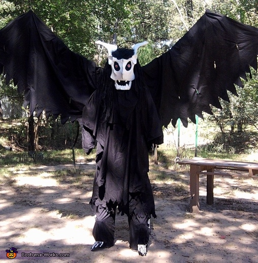 Winged Demon Costume