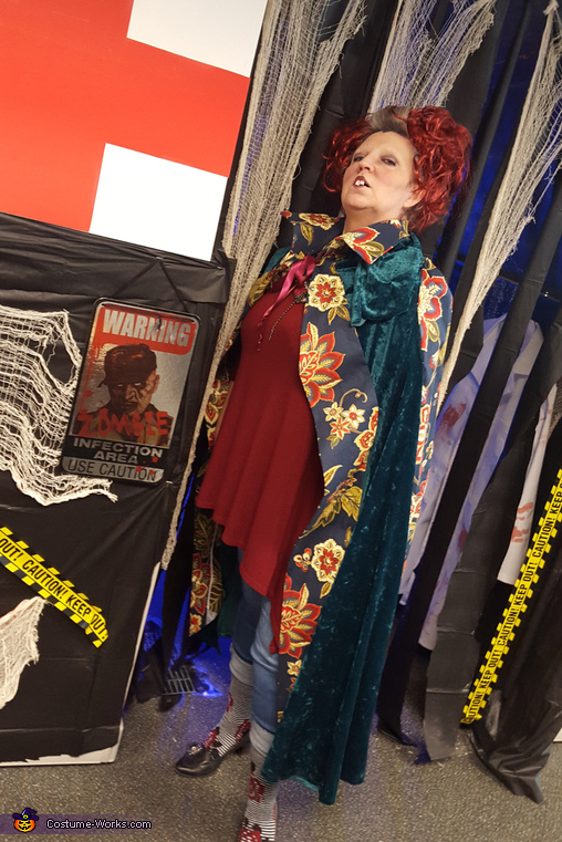 I smell children!, Winifred Sanderson Costume
