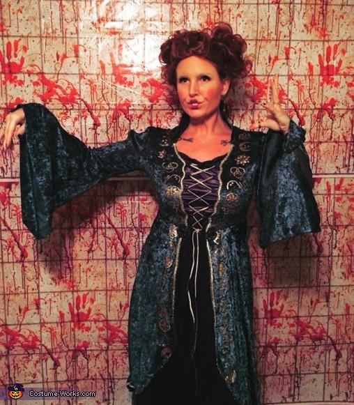 Winifred Sanderson Costume