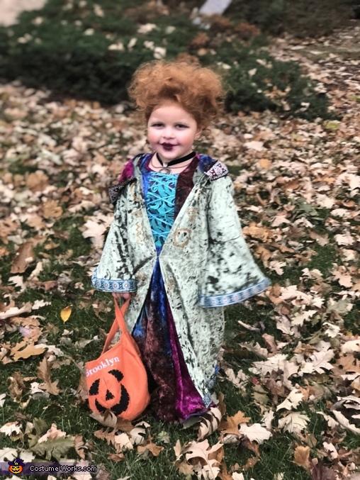 Booookkkkkkk, Winifred Sanderson Costume