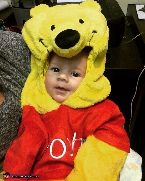 Winne The Pooh Costume