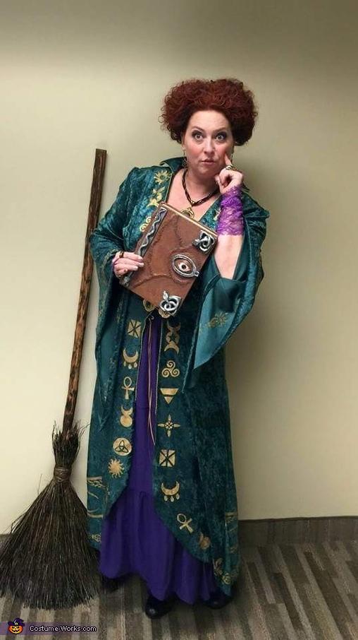 Winnie Sanderson Costume