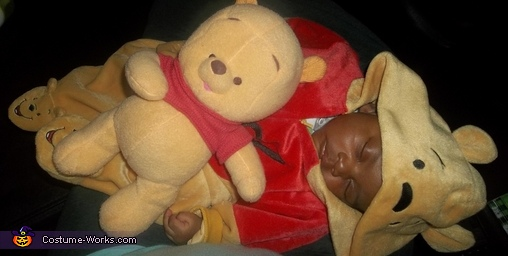 Winnie the Pooh Costume for Baby