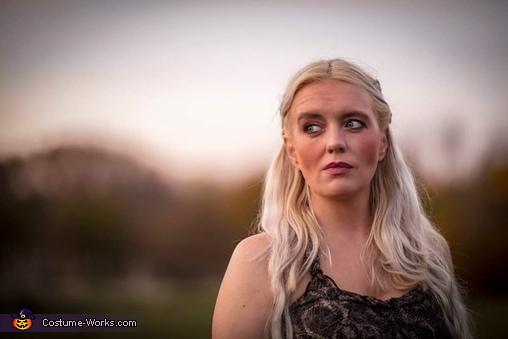 Daenerys, Winter Is Coming Costume