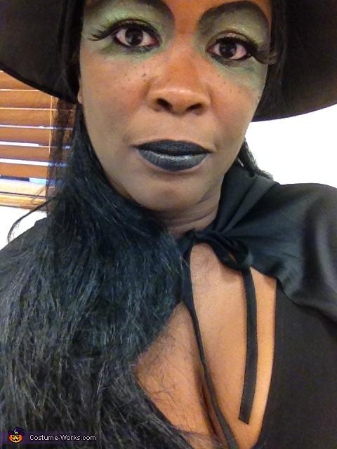 I'm really a nice witch...kinda sorta!, Witch Costume