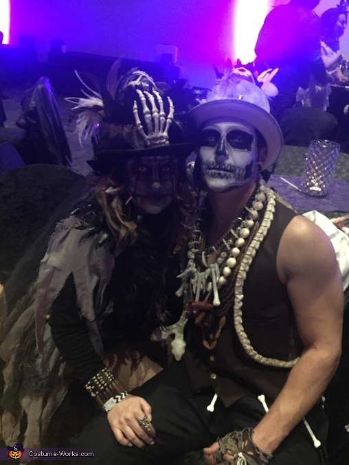 Bitches and witches, Witch Doctors Costume