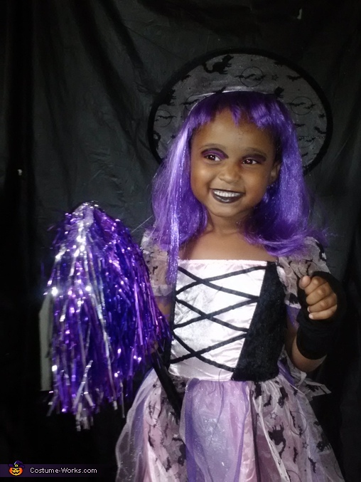 Homemade Witch Nicki Minaj Costume