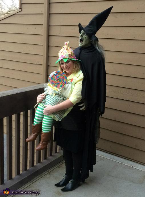 Witch's Munchkin Stew Costume