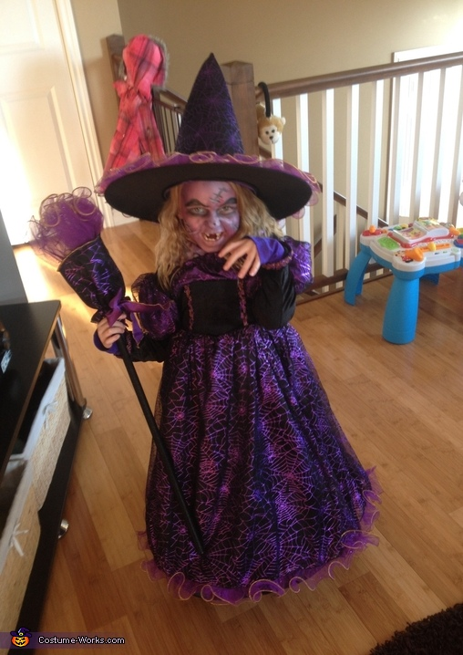 Witchtastic Costume