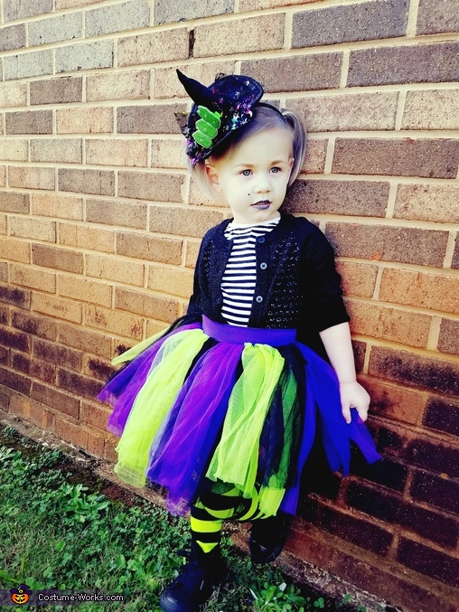 Witchy-Boo Costume