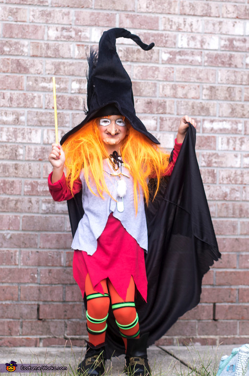 Witchy Poo, Witchy Poo from H. R. Puffnstuf Costume