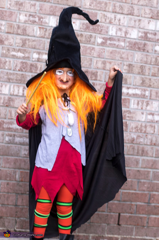 Witchy Poo too, Witchy Poo from H. R. Puffnstuf Costume