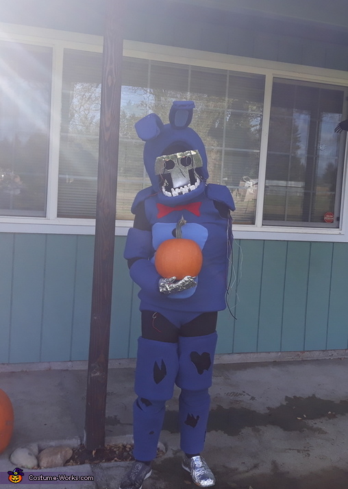 Withered Bonnie Costume