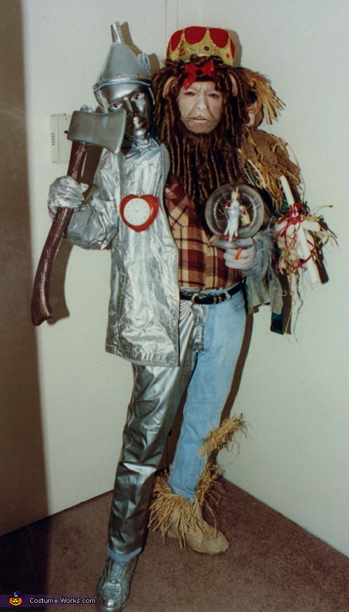 Wizard of Oz CostumeWizard Of Oz Homemade Costumes