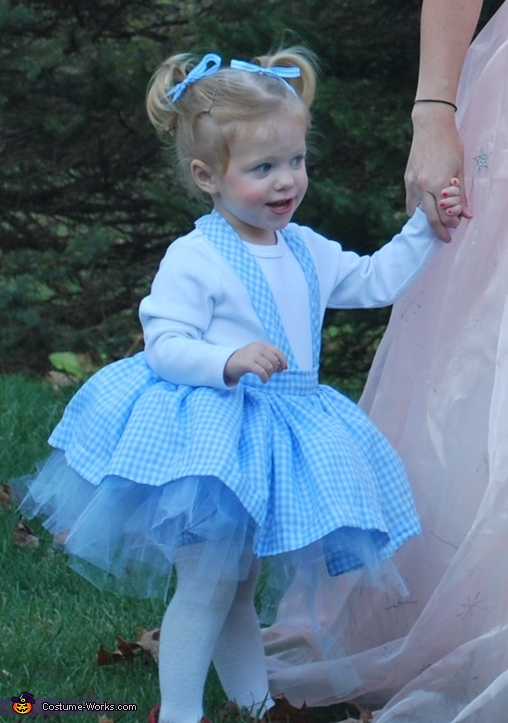 Dorothy costume, The Wizard of Oz Family Costume
