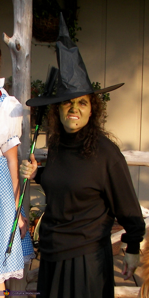 Wicked Witch, Wizard of Oz Costumes