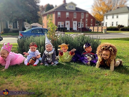 Wizard of Oz Babies Costumes