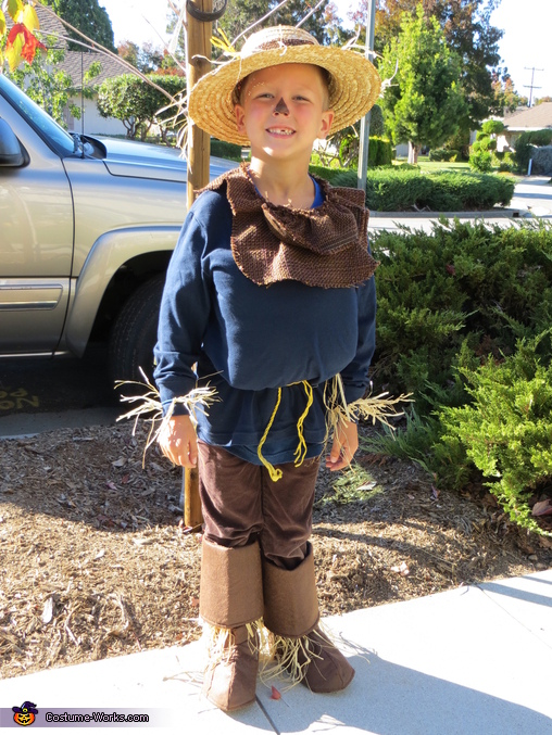 Scarecrow, Wizard of Oz Costumes