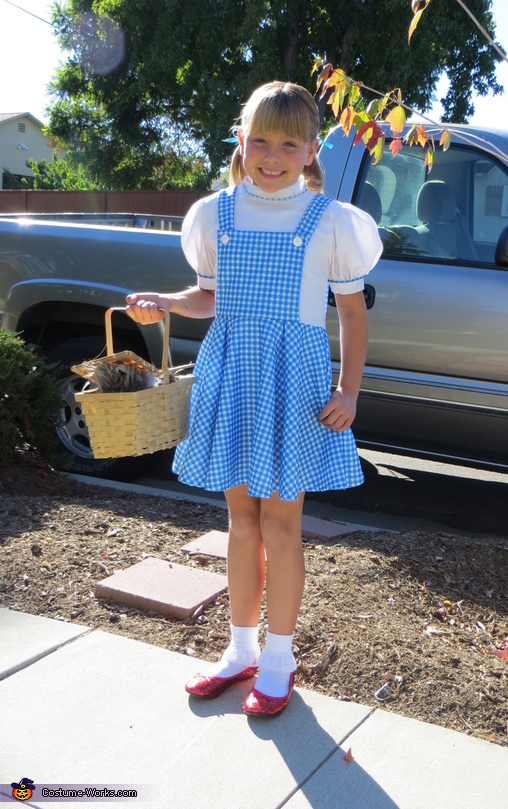 Dorothy, Wizard of Oz Costumes