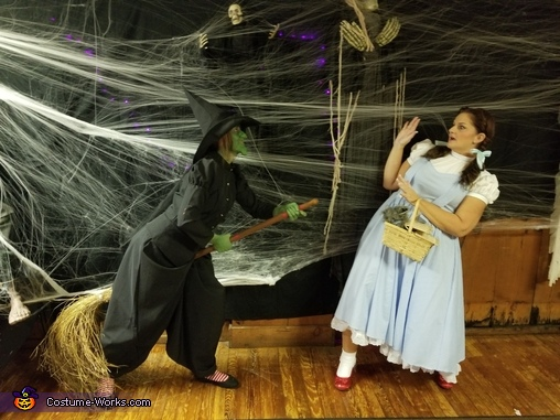 I'll get you my pretty and your little dog too!, Wizard of Oz Costume