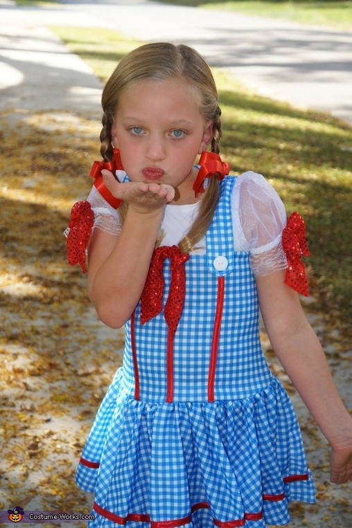 Dorthy Costume, Wizard of Oz Dorothy Costume