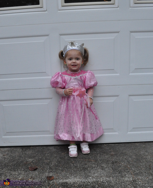 Glinda the good witch!, Wizard of Oz Family Costume
