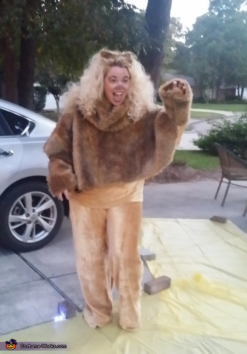 Cowardly Lion, Wizard of Oz Group Costume