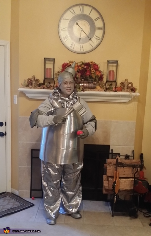 Tin Man, Wizard of Oz Group Costume