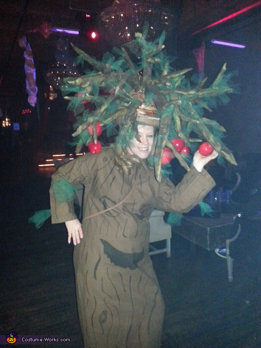 Apple Tree 2, Talking Apple Tree from the Wizard of Oz Costume