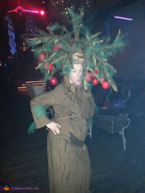 Apple Tree 3, Talking Apple Tree from the Wizard of Oz Costume