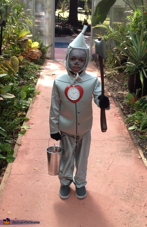 Wizard of Oz Tin Man Costume