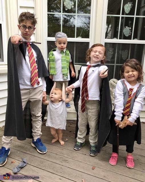 Wizarding Family Costume