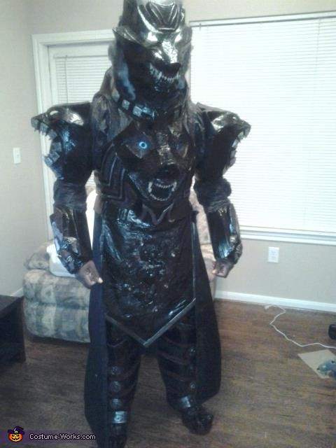 Wolf Bane Costume