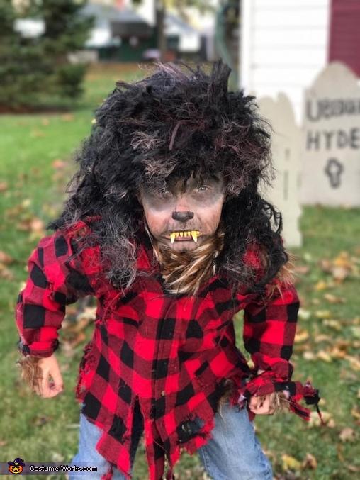 Wolfboy Costume