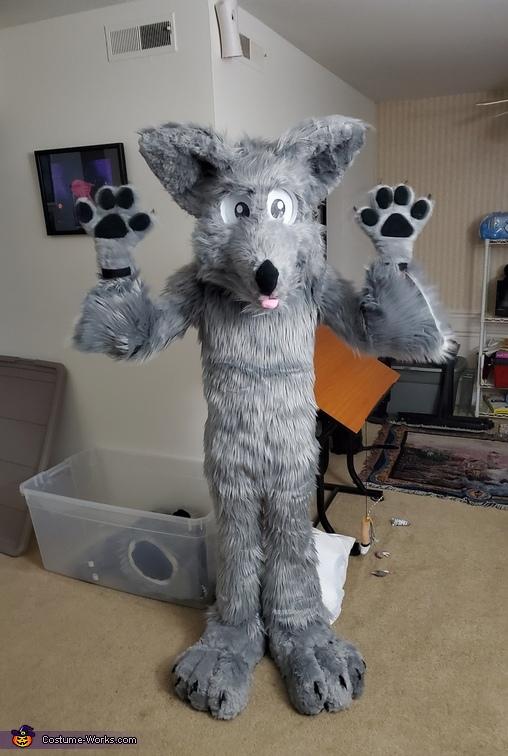 Wolfy Costume