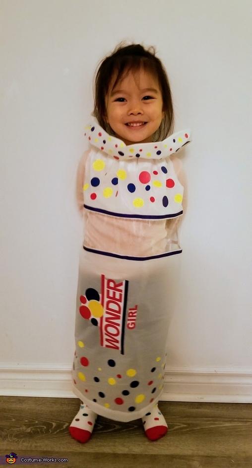 Wonder Girl Costume