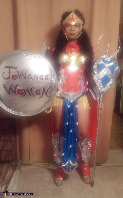 Jowanda Woman Costume