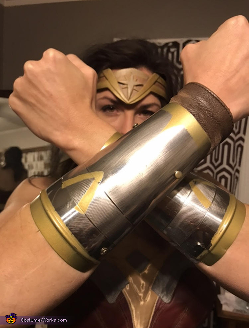 WonderWoman accessories, Wonder Woman and Captain Steve Trevor Costume