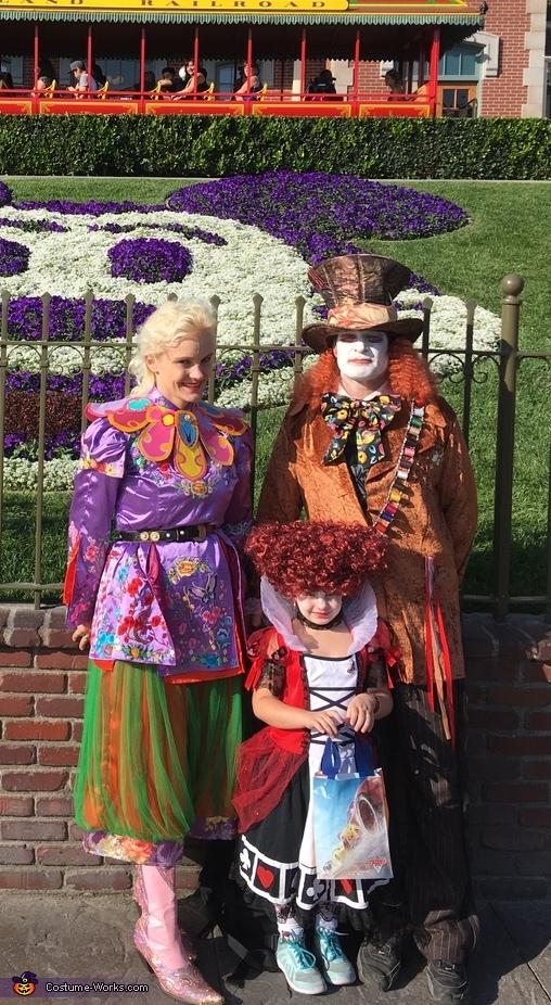 Wonderland Crew Costume