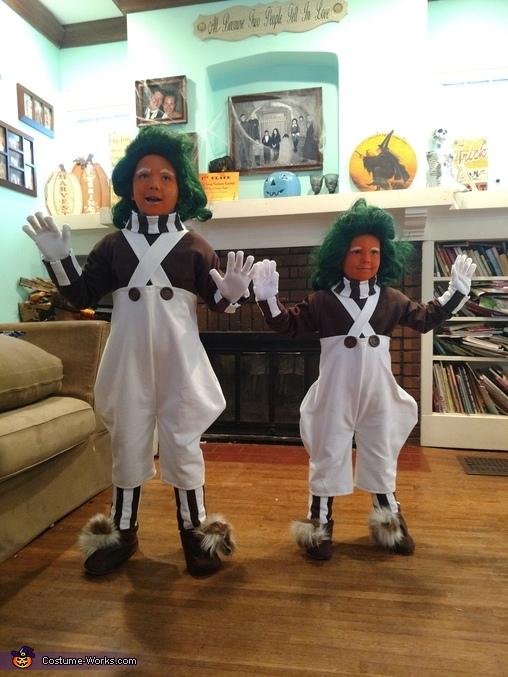 Oompa Loompas, Wonkerer's Costume