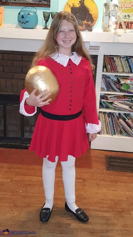 Veruca Salt, Wonkerer's Costume