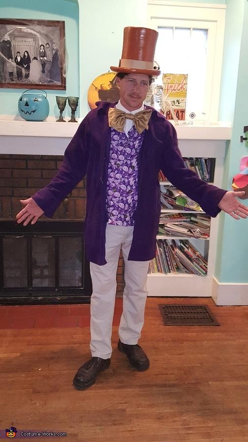 Willy Wonka, Wonkerer's Costume