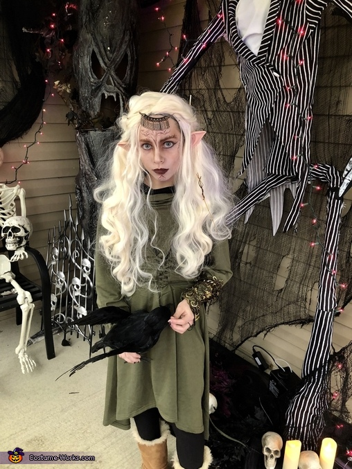 Wood Elf Homemade Costume