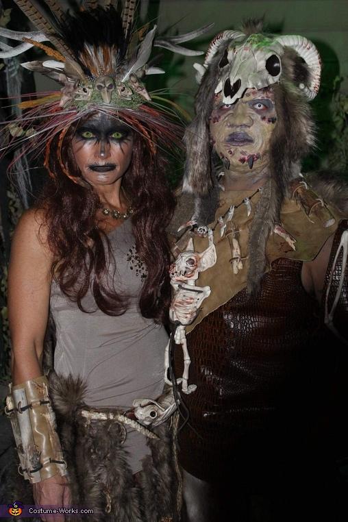 Woodland Creatures Costume