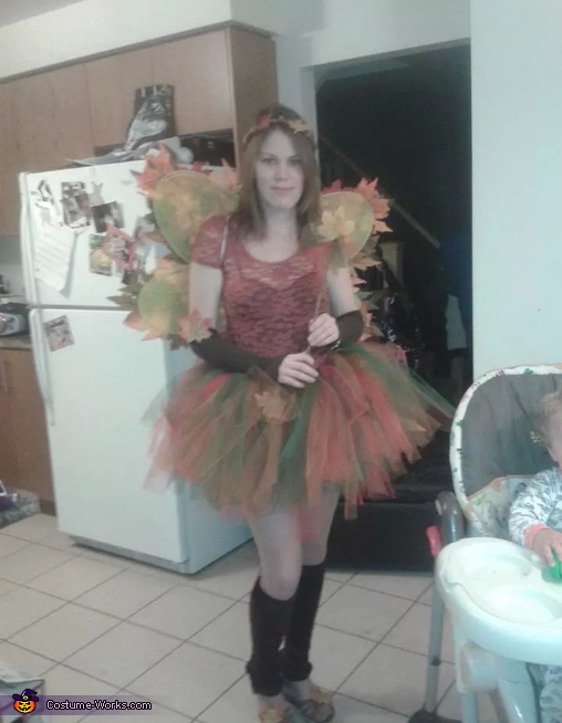 my complete copy costume , Woodland Fairy Costume