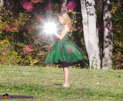 Mystical Woodland Fairy, Woodland Fairy Costume