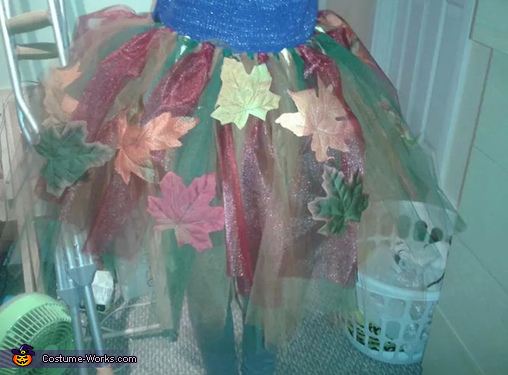 tutu, Woodland Fairy Costume